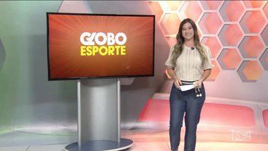 Globo Esporte MA de segunda-feira - 11/11/19, na íntegra - Confira o programa de hoje na apresentação de Waldélia Reis.