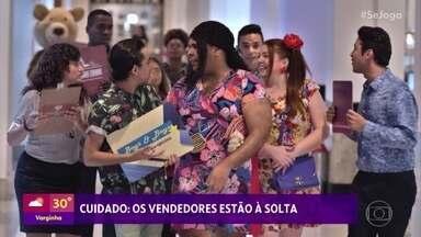 'Se Joga': 'Isso é Muito Minha Vida' #7: shopping - Divirta-se com Paulo Vieira