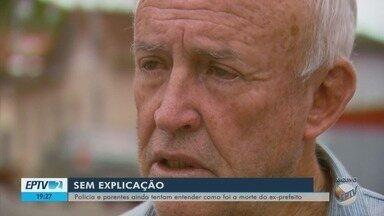 Ex-prefeito de Serranos morreu por 'traumatismo contuso' aponta atestado de óbito - Ex-prefeito de Serranos morreu por 'traumatismo contuso' aponta atestado de óbito