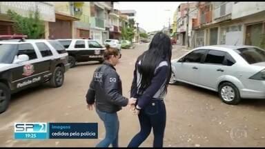 Polícia prende jovem que aplicou golpe 'Boa noite, Cinderela' em empresário - Vítima acordou com R$ 30 mil a menos na conta bancária. Segundo a polícia, ela não agia sozinha.