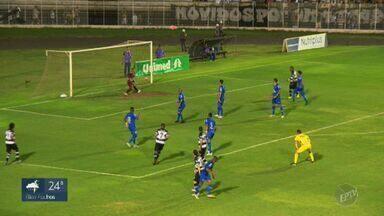 XV de Piracicaba perde do São Caetano na primeira partida da final da Copa Paulista - Os times voltam a se enfrentar no próximo sábado (16), em São Caetano do Sul.