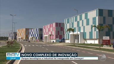 Novo Complexo de Inovação do Senai Cimatec é inaugurado no Polo Industrial de Camaçari - O complexo é o único da América Latina capaz de desenvolver projetos em todos os níveis tecnológicos