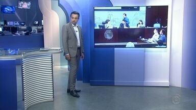 Vereadores de Araçatuba votam Lei Orçamentária Anual de 2020 - A Câmara de Araçatuba (SP) vota na sessão desta segunda-feira (11) o projeto da 'Lei Orçamentária Anual', o orçamento da prefeitura pra 2020. É o texto que fixa os gastos do município, a partir da estimativa de arrecadação.