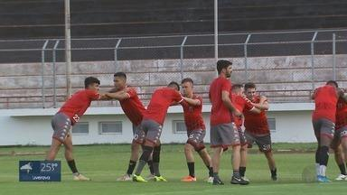 Botafogo-SP tem menos de 1% de chance de acesso à Série A do Brasileirão 2020 - Tricolor de Ribeirão Preto (SP) enfrenta o Sport, nesta quarta-feira (13), no Estádio Santa Cruz.
