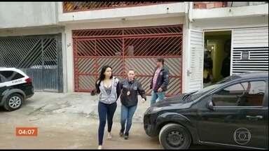 Mulher é presa por aplicar golpe e tirar R$ 30 mil de empresário em São Paulo - Ela aplicou o golpe boa noite, Cinderela no homem em uma casa noturna de um bairro nobre da capital paulista. Este ano foram registrados 28 casos só na região central da cidade.