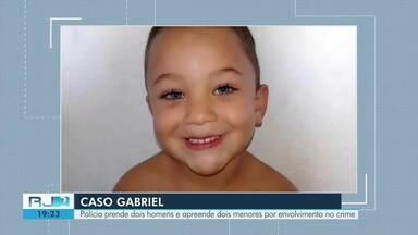 Polícia diz que vingança motivou morte de avô e neto em Campos - Informação foi revelada durante coletiva de imprensa nesta segunda-feira (11).