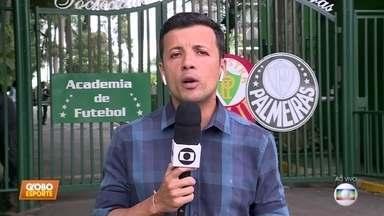 Palmeiras ao vivo: André Hernan traz as últimas informações nesta quarta-feira - Palmeiras ao vivo: André Hernan traz as últimas informações nesta quarta-feira
