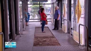 Obras em estações de BRT vandalizadas afetam 10 mil passageiros no Recife - São duas estações afetadas.