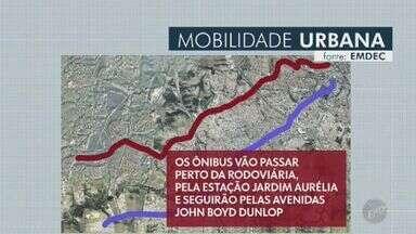 Campinas anuncia plano de mobilidade urbana com propostas viárias para os próximos 10 anos - Entre as propostas estão a construção de um novo corredor BRT até Viracopos e a concessão de terminais urbanos.