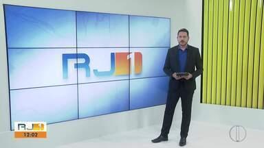 RJ1 Inter TV - Edição de sábado, 09 de novembro de 2019 - Apresentado por Alexandre Kapiche, o telejornal da hora do almoço traz as principais notícias das regiões Serrana, dos Lagos, Norte e Noroeste Fluminense.