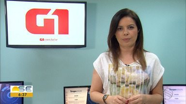 Confira as notícias do G1 Sergipe nesta quinta-feira (14/11) - A jornalista Joelma Gonçalves traz as informações.