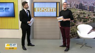 Confira as notícias do esporte desta quinta-feira (14/11) - O jornalista Thiago Barbosa traz as informações.
