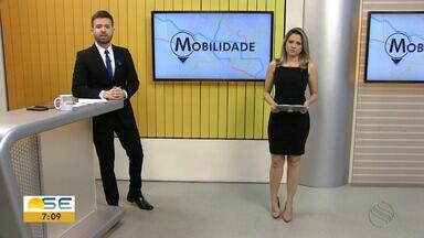 Confira as notícias do trânsito nesta quinta-feira (14/11) - A jornalista Michele Costa traz as informações.