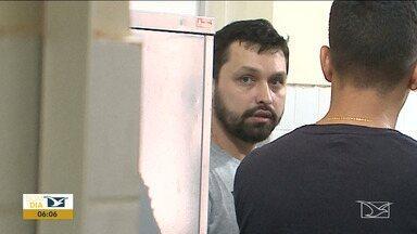 PM suspeito de participar da execução de dois assaltantes de banco é preso em São Luís - Polícia agora também investiga a participação de outros policiais militares na ação criminosa.