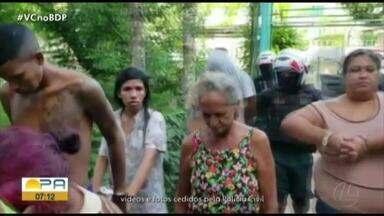 Polícia prende 'Vovó do Tráfico' e desarticula quadrilha em Outeiro - Polícia prende 'Vovó do Tráfico' e desarticula quadrilha em Outeiro