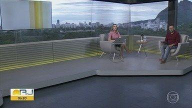 Bom dia Rio - Edição de sexta-feira, 15/11/2019 - As primeiras notícias do Rio de Janeiro, apresentadas por Flávio Fachel, com prestação de serviço, boletins de trânsito e previsão do tempo.