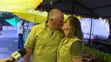 No Paraná já são mais 40 mil agricultoras no comando de atividades rurais - Pela primeira vez o censo agropecuário pesquisou a direção compartilhada pelo casal e 20% das propriedades rurais do país têm a direção do casal.