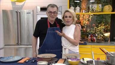 Programa de 15/11/2019 - Walcyr Carrasco participa do café da manhã com Ana Maria Braga e fala sobre a reta final da novela 'A Dona do Pedaço'