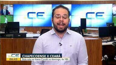 Juscelino Filho comenta os destaques do Esporte - Confira mais notícias em g1.globo.com/ce