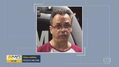 Suspeito de comandar quadrilha de roubo a bancos é preso em apartamento de luxo, em BH - José Carlos dos Santos Bezerra, de 55 anos, foi pego no bairro Buritis. Segundo a Polícia Militar, ele ofereceu R$ 200 mil para não ser preso.