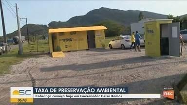 TPA começa nesta sexta-feira (15) em Governador Celso Ramos - TPA começa nesta sexta-feira (15) em Governador Celso Ramos