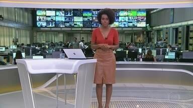 Jornal Hoje - íntegra 19/11/2019 - Os destaques do dia no Brasil e no mundo, com apresentação de Maria Júlia Coutinho.