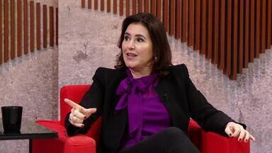 Simone Tebet e a PEC sobre a prisão em segunda instância
