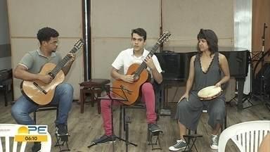 Conservatório Pernambucano de Música tem shows gratuitos - Semana Musical reúne apresentações de alunos e ex-alunos da instituição.