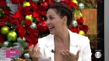 Fabíula Nascimento fala das relações de Nana em 'Bom Sucesso' - Armando Babaioff também comenta as atitudes de Diogo na novela das 7