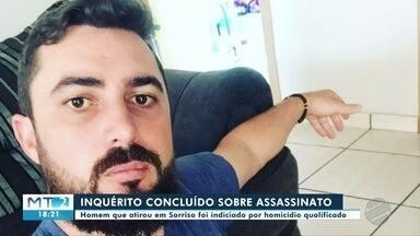Polícia conclui inquérito sobre assassinato de agrônoma em Sorriso - Polícia conclui inquérito sobre assassinato de agrônoma em Sorriso.