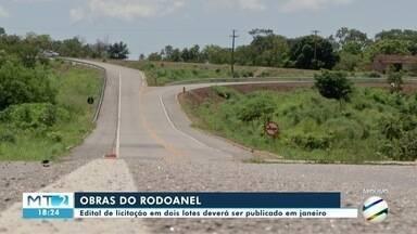 Licitação do Rodoanel será dividida em dois lotes - Licitação do Rodoanel será dividida em dois lotes.