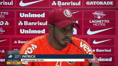 Patrick fala o que Zé Ricardo têm pedido ao time durante os treinos - Assista ao vídeo.