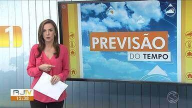 Sol volta aparecer, mas pode chover nesta sexta-feira no Sul do Rio - Confira a previsão do tempo em algumas cidades da região.
