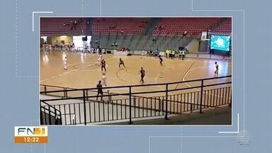 Futsal de Dracena disputa final nos Jogos Abertos em Marília - Partida será nesta sexta-feira (22).