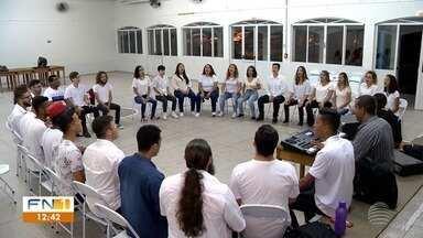 Grupo Expresom se prepara para participar da Cantata Vozes do Natal - undefined