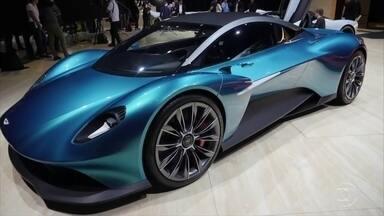 Aston Martin tem novos conceitos de carro e moto - Aston Martin tem novos conceitos de carro e moto