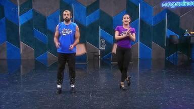 Veja como foram os ensaios de Kaysar Dadour para o foxtrote no 'Dança dos Famosos' - Confira!