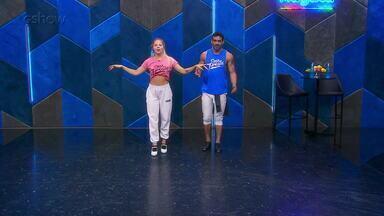 Veja como foram os ensaios de Luísa Sonza para o foxtrote no 'Dança dos Famosos' - Confira!