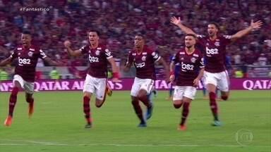 Gols do Fantástico: Flamengo é o campeão do Brasileirão - undefined