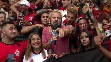 Casas Bahia na Libertadores: Luis Roberto e Cartolouco anunciam promoção de Black Friday - Casas Bahia na Libertadores: Luis Roberto e Cartolouco anunciam promoção de Black Friday