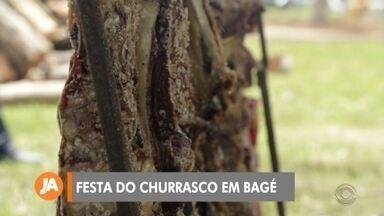 Festa do Churrasco leva mais de 30 mil pessoas a Bagé - Assista ao vídeo.