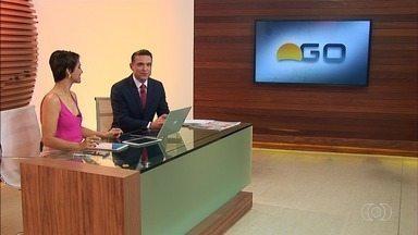 Veja os destaques do Bom Dia Goiás desta terça-feira (26) - Entre os principais assuntos estão oportunidades de emprego e cursos profissionalizantes.