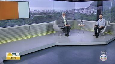Bom dia Rio - Edição de terça-feira, 26/11/2019 - As primeiras notícias do Rio de Janeiro, apresentadas por Flávio Fachel, com prestação de serviço, boletins de trânsito e previsão do tempo.
