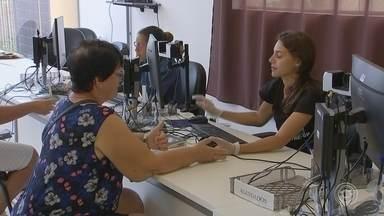 Prazo para cadastrar a biometria termina nesta sexta-feira em cidades da região - O prazo para o cadastramento biométrico termina nesta sexta-feira (29) em cidades da região.