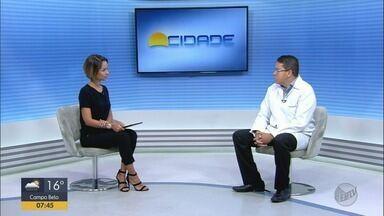 Dia Nacional de Combate ao Câncer: especialista tira dúvidas - Dia Nacional de Combate ao Câncer: especialista tira dúvidas