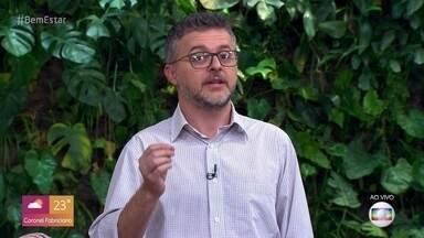 Psiquiatra explica a diferença entre tiques e manias - Daniel Barros avisa quando é a hora de procurar ajuda profissional