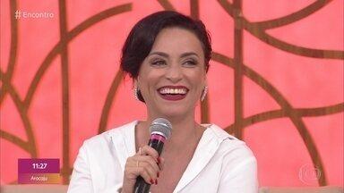 Suzana Pires interpreta a atriz Virgínia em 'Bom Sucesso' - Atriz fala sobre a parceria com Ingrid Guimarães e Rafael Infante na novela das 7