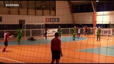 Shouse estreia com goleada na Copa Norte de Futsal - Shouse estreia com goleada na Copa Norte de Futsal