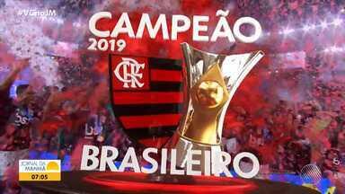 Fla aplica 4 gols no Ceará e levanta a taça de Campeão Brasileiro 2019; confira os jogos - Veja os gols da rodada do Campeonato Brasileiro.