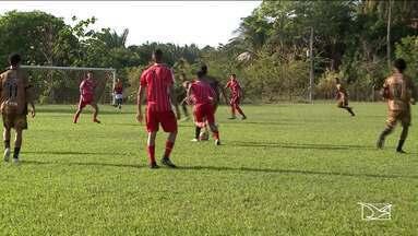 Santa Quitéria joga contra Maranhão para tentar chegar á final da Copa FMF - Time precisa vencer por, pelo menos, dois gols de diferença.
